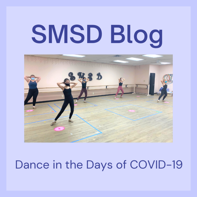 Dance in the Days of COVID-19
